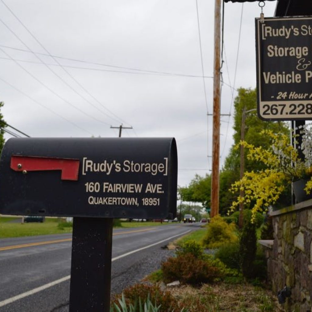 Welcome to Rudy's Storage Services in Quakertown, PA 5