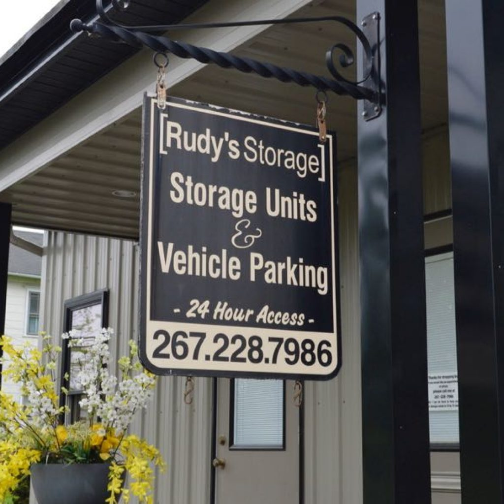 Welcome to Rudy's Storage Services in Quakertown, PA 9